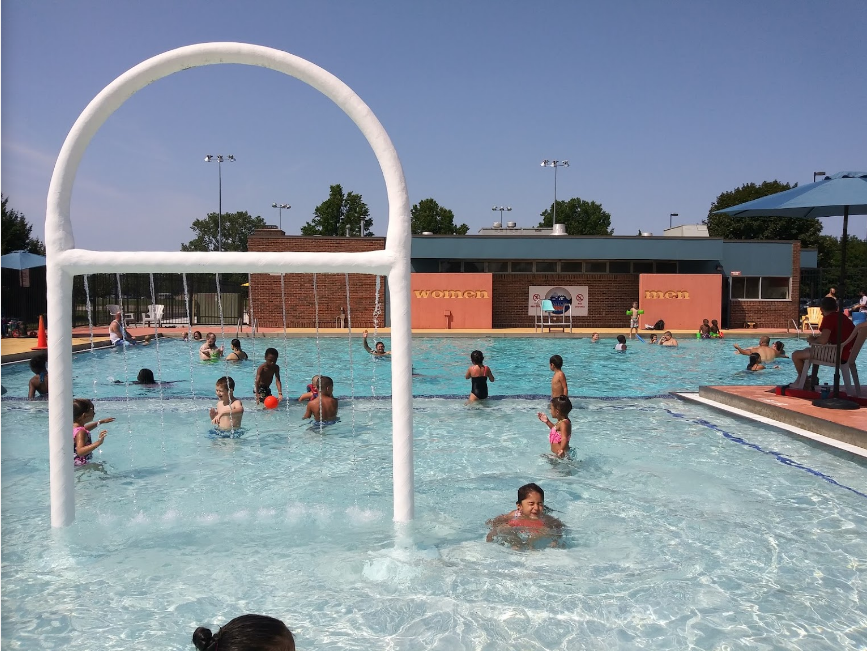 Northwest Park Pool Picture