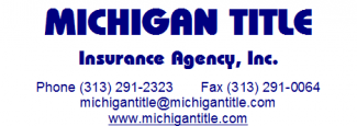 Michigan Title Insurance Agency, Inc.